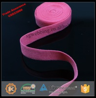 Hot sale folded elastic for underwear with high quality
