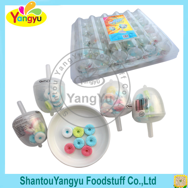 Halal Candies Cheap China Toy Bottles Pressed Tablet Candy