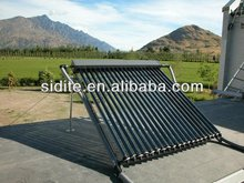The China Blue Tinox Coating Solar Flat Collector in Energy Price