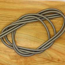 China supplier long flexible extension springs,0.5*8*1000mm