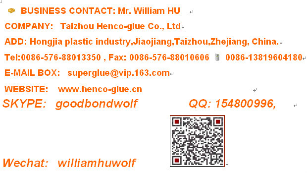 Low viscosity hardware metal industry cyanoacrylate adhesive