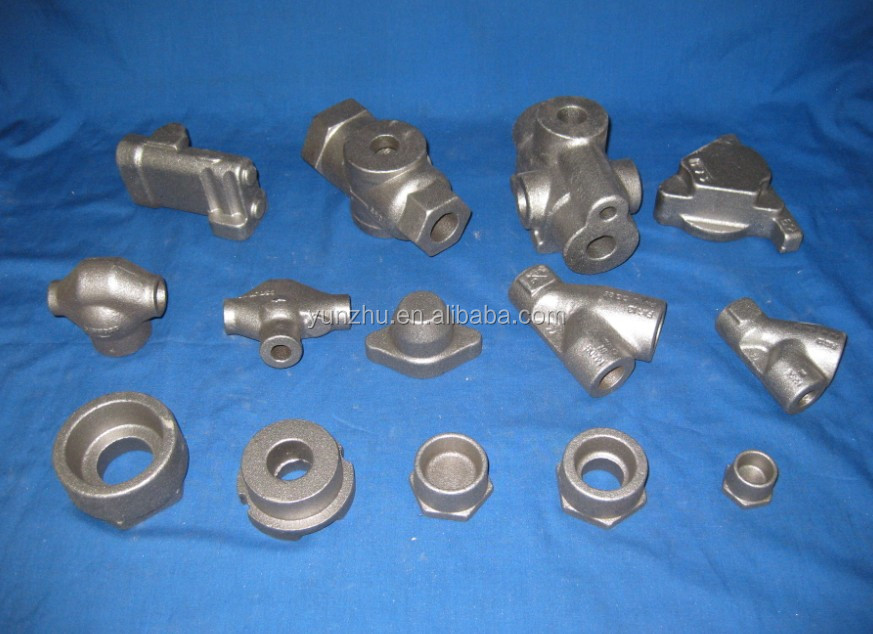 Grey iron casting in cast&forged parts