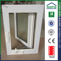 Low price guaranteed quality Sell well new type plastic hand crank window