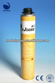 Construction pu adhesive foam