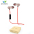 Made in china shenzhen stereo sport headphone wireless bluetooth cell phone headset for both ears