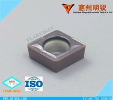 long time CCMT09T304 tungsten carbide tool used tool inserts for steel from china supplier