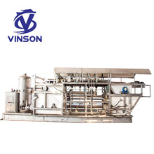 Low price Automatic Sludge Dewatering Belt Filter Press