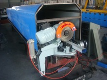 Galvanized Metal Sheet Square Downspout Pipe Roll Forming Machine