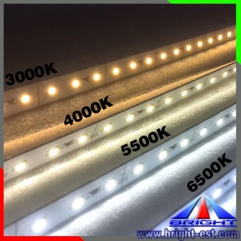Aluminum LED Light Bar SMD5630,Samsung 5630 LED Bar Light,LED Rigid Strip 5630