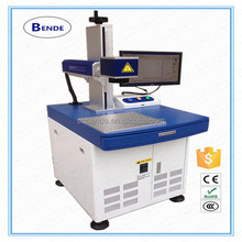 20W 30w Color laser marking stainless steel fiber laser/20W 30w 50W fiber laser marking machine jcz eczad