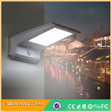 35Led wireless security solar motion sensor wall light