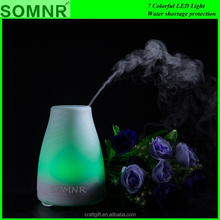 Ultrasonic aroma rose humidifier Trade Assurance supplier