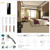 2015 NOVO smart home remote control motor curtain remote control