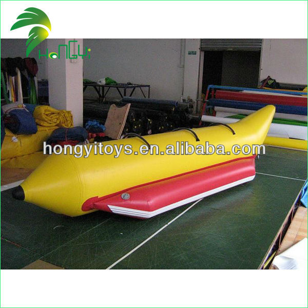 China Exquisite Workmanship PVC CE Certification Inflatable Water Games Flyfish Banana Boat