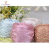 China silk yarn prices competitive 100% silk yarn super soft-feeling for women