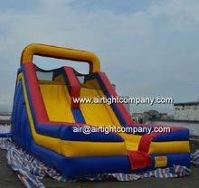 2016 top sale inflatable water slide from China factory