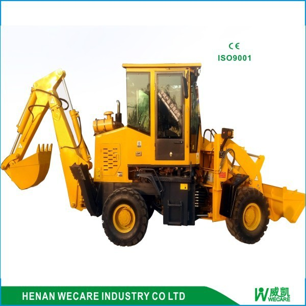 38KW tractor loader/tractor backhoe