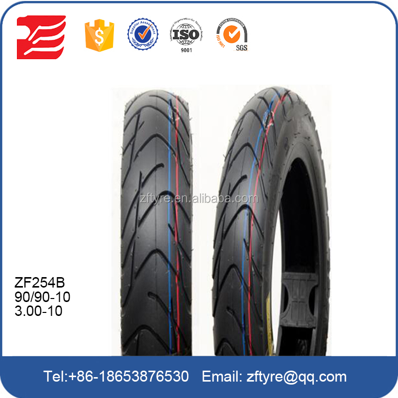High quality motorcycle tyre 90/90-18 110 90 16