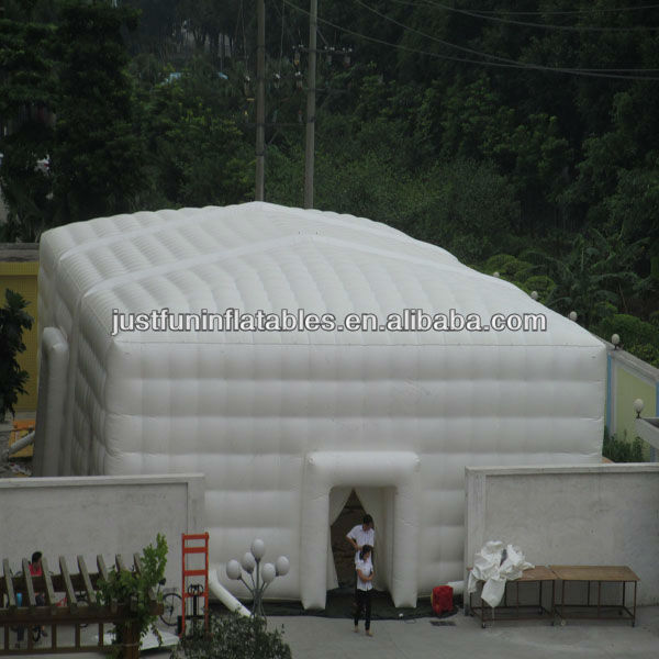 super quality sales promotion Portable construction giant inflatable dome tents