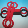 Flexible soft customized logo color hiking silicone rubber bottle hanger holder