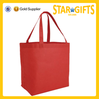 Best selling products wholesale custom eco nonwoven grocery tote bags