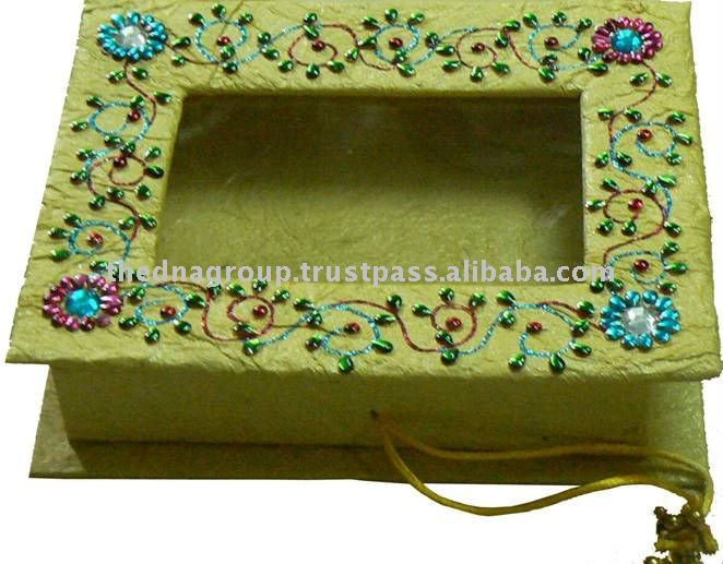 Decorative Christmas Gift Card Boxes-3