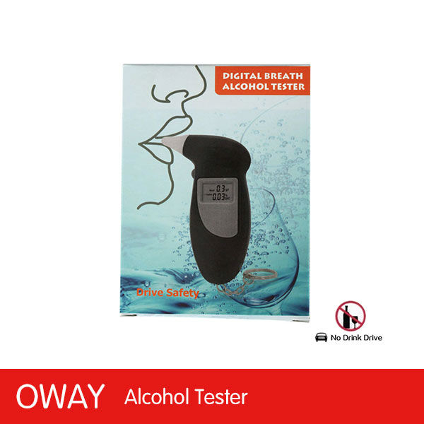 High accuracy cheap dispossable breath alcohol test