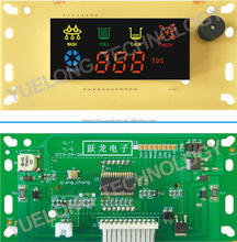 RO System RO Water Purifier electronic control board PCBA Control Board with TDS Value