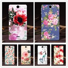 For Sony LT25I Case Cover,Fashion Diy UV Painted Colored Flowers Fruit Hard PC Case cover For Sony Xperia V Lt25i Sheer Bags