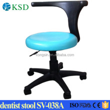 Hot sell chair for dentist/portable dental stool /old dentist chairs for sale