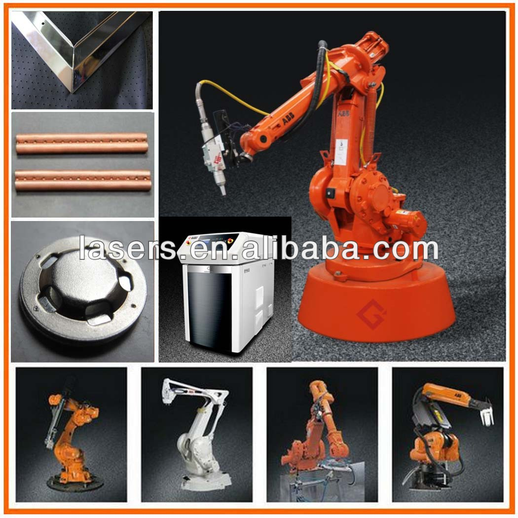 GHJ-300GX Stainless Steel Robot Arm Welding Machine