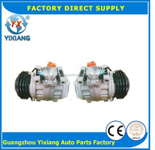 Bus Parts 10PA30C 447220-1415 447220-0394 24V Air Conditioner Compressor For Toyota Coaster