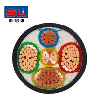 1kV XLPE / PVC insulated 4 core power cable
