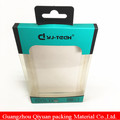 Print Recycle PVC Phone Cover Packaging/Outter Box Phone Case