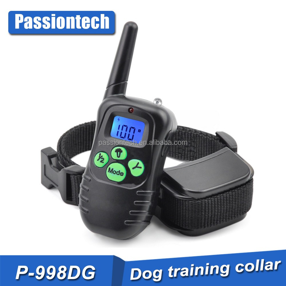 Professional 330 Yards Remote Dog Training Collar. Petsafe Dog Shock Collar for up to 2 Dogs From 25 to 100 Lbs