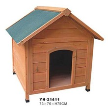 New design dog wooden pet house