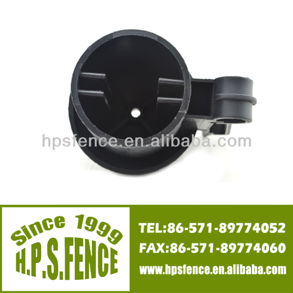 alibaba china high quality plastic electric fence wood post cap for cattle fence