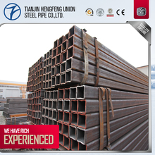 Tianjin hollow section square steel pipe for construction material