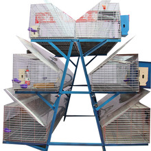 China rabbit cage factory export commercial cages/breeding cages/child and mother rabbit cages