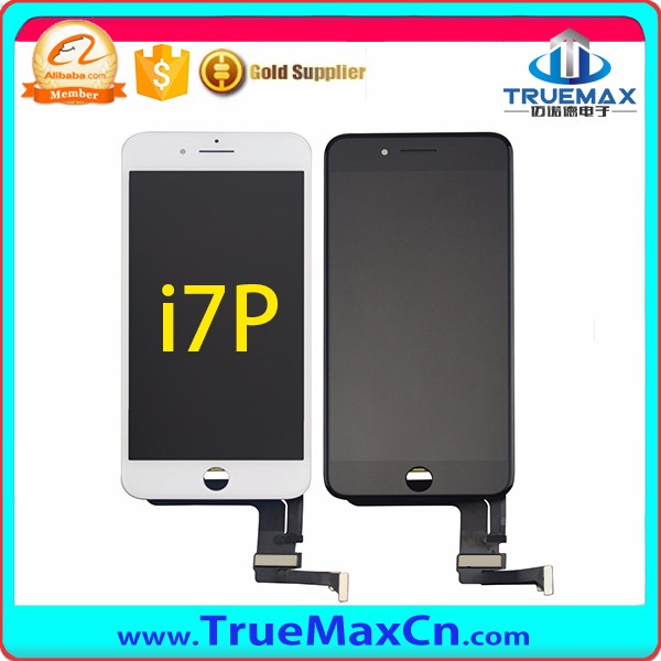 Black White Colors LCD for iPhone 7 Plus Touch Screen Display Digitizer Assembly, for iPhone 7 Plus LCD