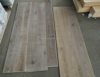 Forester Solid/Engineered Ash Wooden Carbonised flooring
