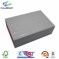 Custom Personalized Folding Paper Gift Box/foldable paper gift packaging