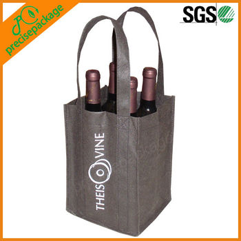 Non Woven Wine Bottle Bag