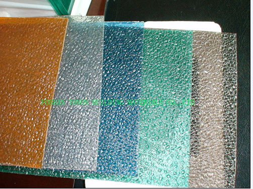 embossed solid polycarbonate pc sheet panel for polycarbonate pool cover