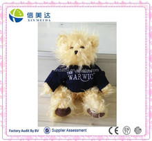 Plush Material Teddy Bear with Sweater