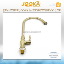 2016 single handle brass antique latest kitchen faucet