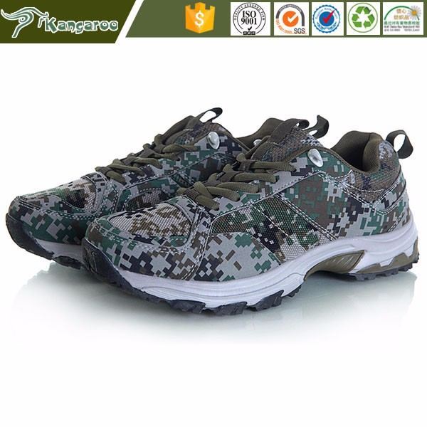 KMB42 Carmy Injection Molded Oil Resistant Secure Safety Camouflage Shoes