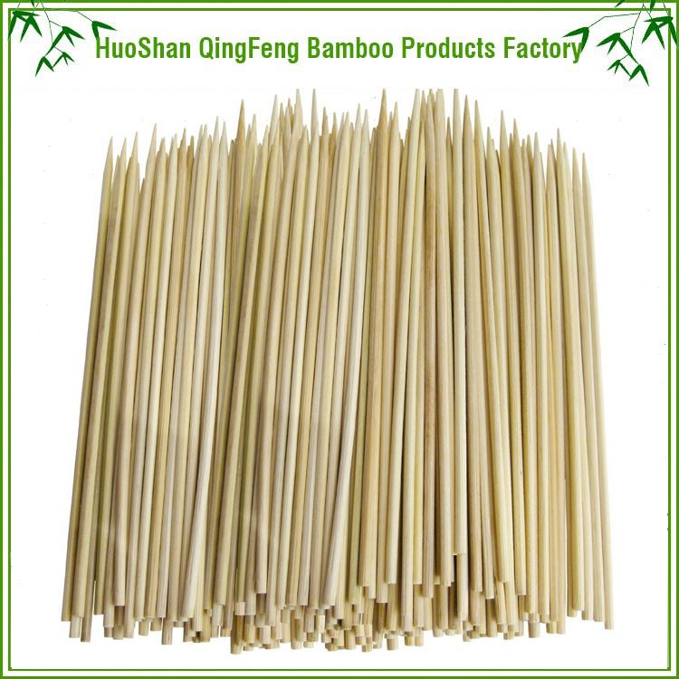 Wholesale cake pops sticks wooden bbq bamboo skewer