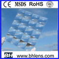 wholesale price from china lens / BHPA120-3-S solar concentrator fresnel lens array