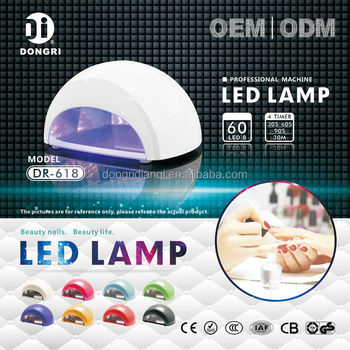 hot sale professional 12w smart led lamp nail dryer